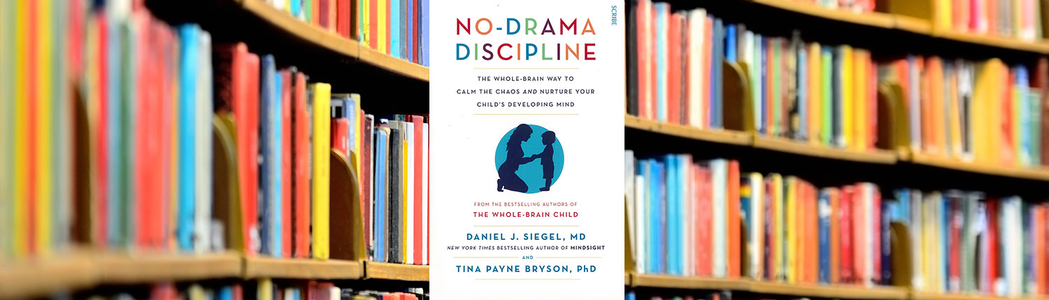 No Drama Discipline | Book Review by Mary Hoofnagle