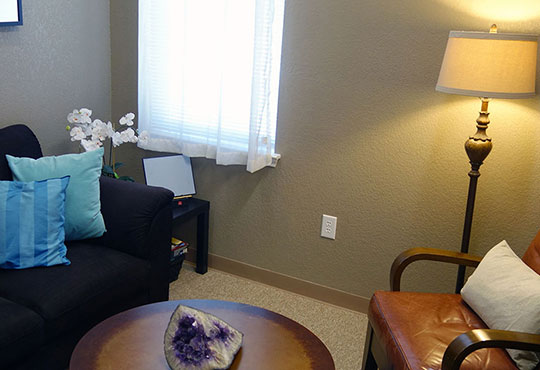Pre-teens & Adolescents Counseling Room